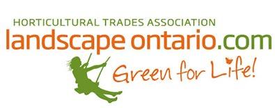 Landscape Ontario Horticultural Trades Association Logo - Green For Life